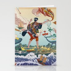 Ukiyo-e tale: The legend Stationery Cards