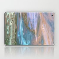 ANGELS PLAYING IN HEAVENS WATERFALL Laptop & iPad Skin