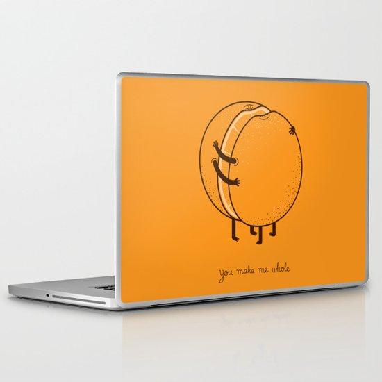 My better half Laptop & iPad Skin