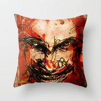 Aphex Twin Throw Pillow