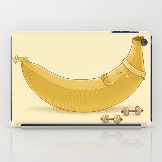 Crunches iPad Case