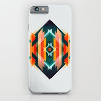 iPhone & iPod Case featuring Broken Diamond - Incalescence by Budi Kwan