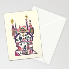 House Of Freaks Stationery Cards