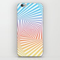 Bakana Summer Twista  iPhone & iPod Skin