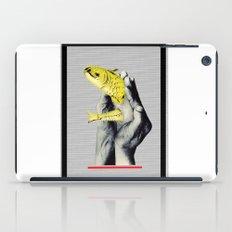 PERSONAL GOLDFISH iPad Case