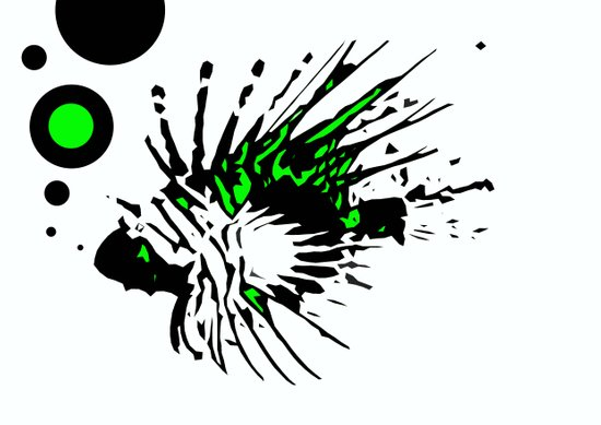 Scorpleonfish 1.2 Art Print