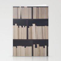 Books books books Stationery Cards