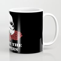 Support The Troopers Mug