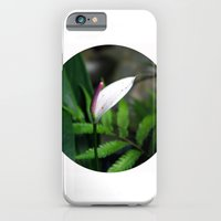 iPhone & iPod Case featuring Pink Anthurium by Kate Denman