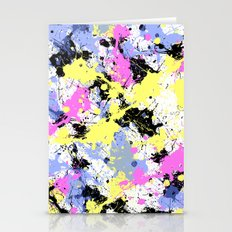 Abstract 22 Stationery Cards