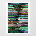 Maurer Colours # 2 Art Print