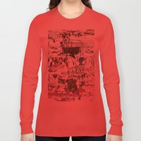 take a breath [ABSTRACT]  Long Sleeve T-shirt