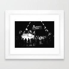 Pharaoh's Fury Framed Art Print