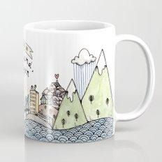 We Belong in Portland Mug