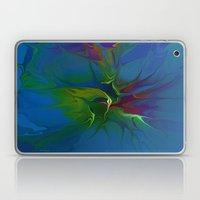 The Blast Laptop & iPad Skin