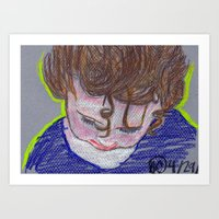 Sammy Art Print