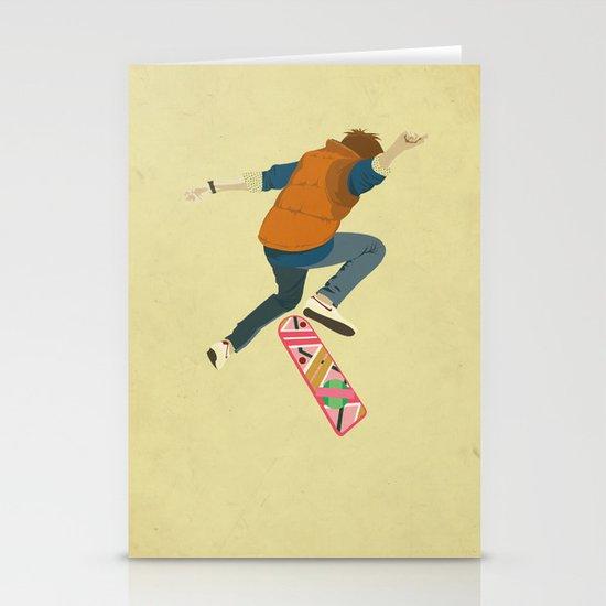 McFly Stationery Card
