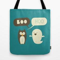 Boo Hoo Tote Bag
