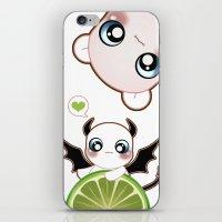 Kawaii Monster  iPhone & iPod Skin