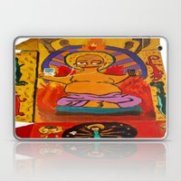 Simpson Laptop & iPad Skin