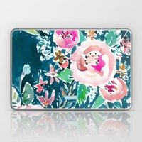 PLENITUDE FLORAL Laptop & iPad Skin