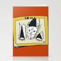 PSYCHO-Soma Stationery Cards