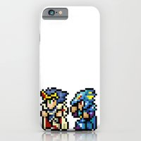Final Fantasy II - Cecil and Kain iPhone 6 Slim Case