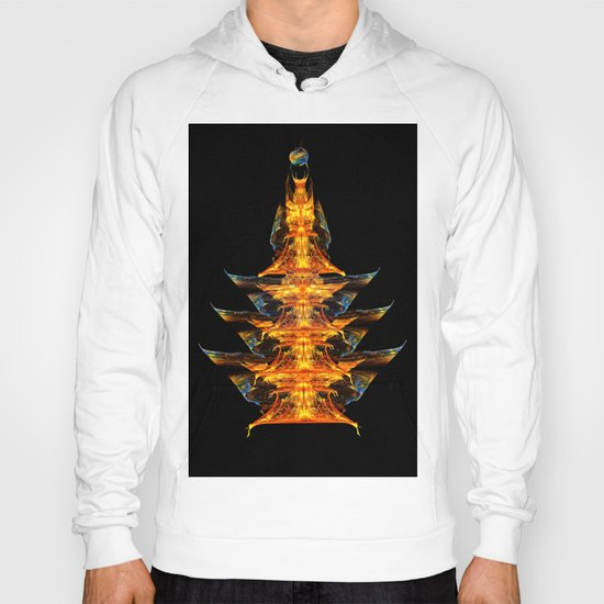 Gold Ornament  Hoody