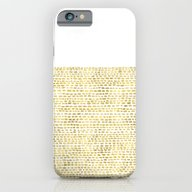 iPhone & iPod Case featuring Riverside Gold by Jacqueline Maldonado