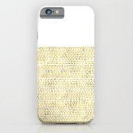 Riverside Gold iPhone 6 Slim Case