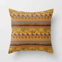 Chipembere ... Africa Throw Pillow