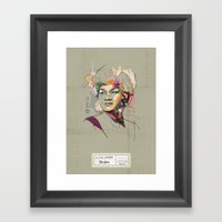 Etta James - Soul Sister… Framed Art Print