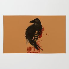 Oh Well, Whatever, Nevermore Rug