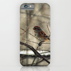 Winter friend. iPhone 6 Slim Case