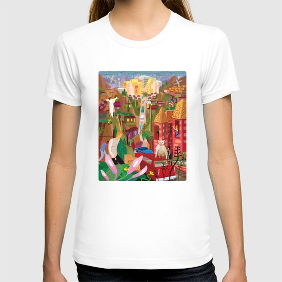 Playboys and Geishas in Old Los Angeles T-shirt