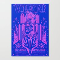Another World's Fair Canvas Print
