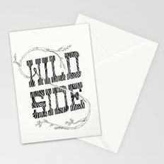 Wild side Stationery Cards