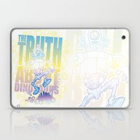 Truth About Dinosaurs Laptop & iPad Skin