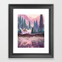 Wildlife Framed Art Print