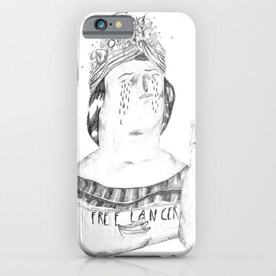 freelancer iPhone & iPod Case