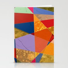 Abstract #337 Stationery Cards