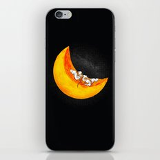 Mice & Moon iPhone & iPod Skin
