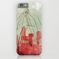 iPhone & iPod Case featuring War of the Worlds by David Finley
