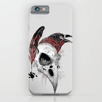 iPhone & iPod Case featuring DARK WRITER by TOXIC RETRO
