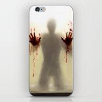 Beware To The Shower....… iPhone & iPod Skin