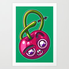 Tie Me Up, Baby Art Print