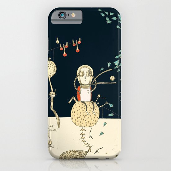 """You will not do incredible things without an incredible dream."" – John Eliot iPhone & iPod Case"