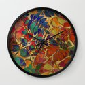 Love of Leaves Wall Clock