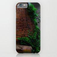 Drainage garden iPhone 6 Slim Case
