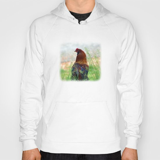 The Hen - Glance Back 730 Hoody